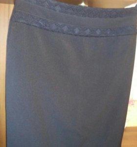 Красивая юбка-карандаш