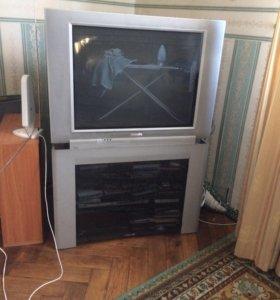 Телевизор марки Philips,в хорошем состоянии