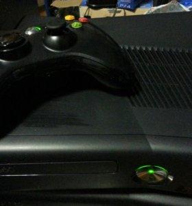 Xbox 360. 950 игр. Slim 250 Gb. Вариант 2.