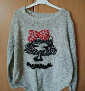 Свитшот, свитер женские