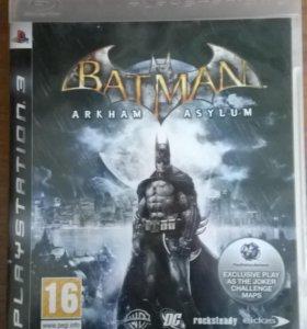 Batman:Arkham Asylam
