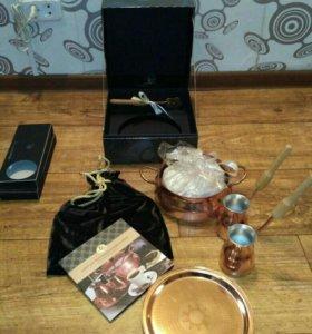 Подарочный набор для приготовления кофе