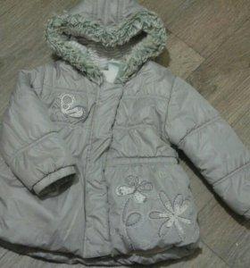 Куртка на 1,5-2года