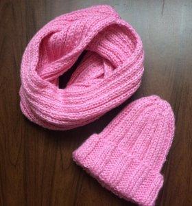 Комплекты шапка шарф