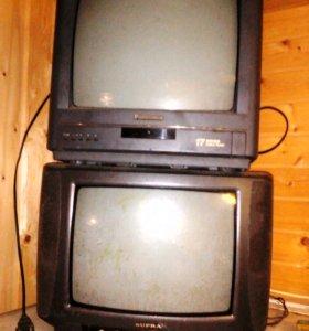 Телевизоры рабочие.