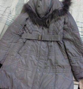 Пальто девочке 14 лет