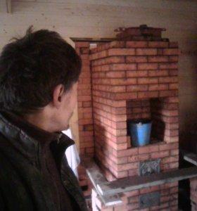 Печной монтаж, строительство печей