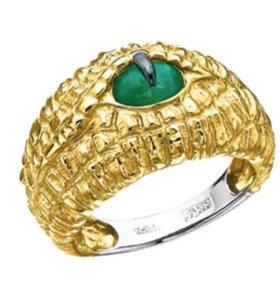 Эксклюзивное золотое кольцо Альдзена