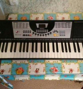 Синтезатор, фортепиано, пианино