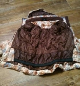 Куртка Glissade 128 для девочки
