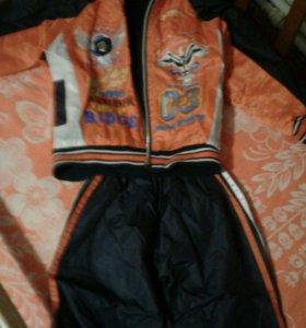Спортивный костюм 2-3лет года