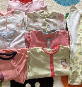 Слипы Mothercare(74-80р)