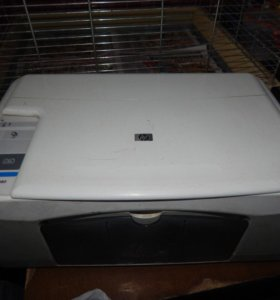 HP Deskjet f380 и Canon MP210
