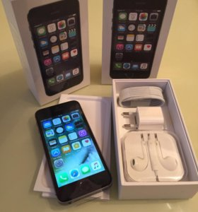 iPhone 5S  Новые