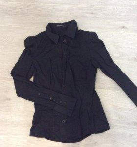 Чёрная рубашка Kira Plastinina