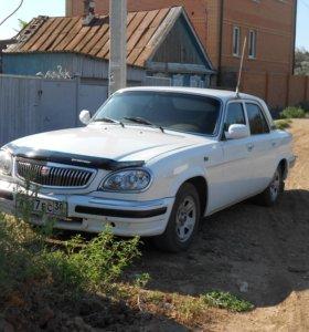 автомобиль Газ 31105 Волга