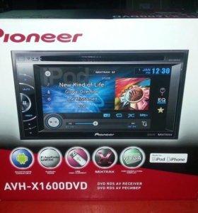 Pioneer AVH-X1600DVD