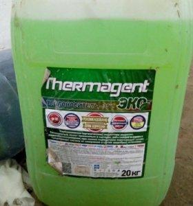 Теплоноситель thermagent эко -30