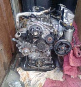 Двигатель 1JZ FSE 2.5 200 л.с D4