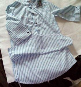 Рубашка женская фирма ФМ 48р