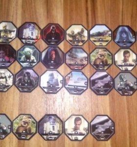 Карточки Звездные войны