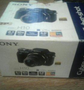 Продам фотоаппарат сони