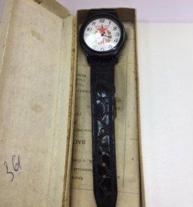 Механические часы Заря