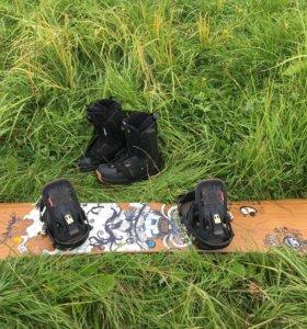Snowboard Salomon Answer 156