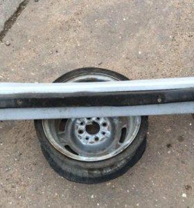 Передний бампер ВАЗ 2105