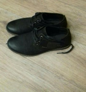 Мужские туфли,38 размер