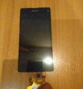 Дисплейный модуль дисплей Sony z1 compact d5503