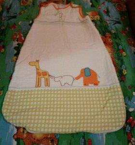 Спальный конверт для малыша.