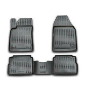 Коврики в салон и багажник на Opel и аксессуары