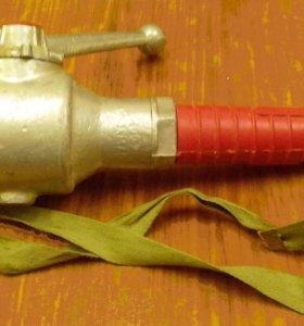 Пожарный ствол, полив, сад, дача
