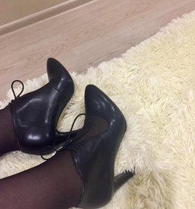 Туфли-ботильоны 👠 новые, р-р 36