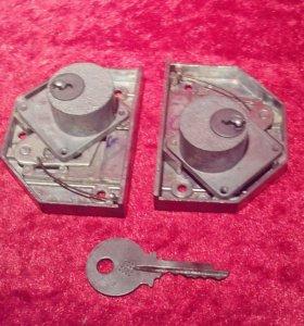 Два замка с ключом, из СССР