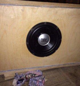 Сабвуфер jbl 800 watt