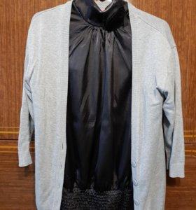 Комплект (кофта+ блузка)