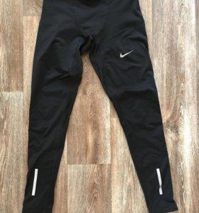 Спортивные компрессионные штаны Nike