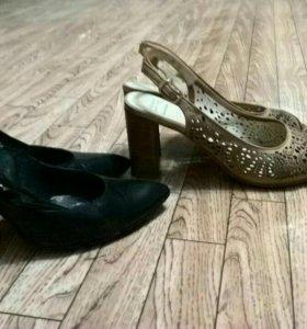 Туфли, босоножки все за 200