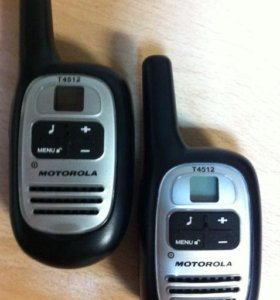Рации Motorola T4512