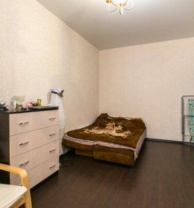 Квартира, 1 комната, 42.2 м²
