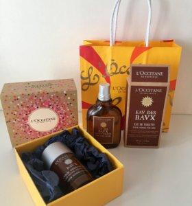 L'Occitane подарочный набор парфюмерия для мужчин