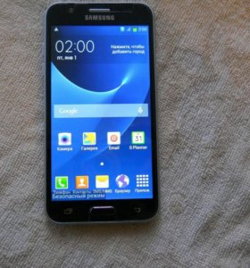 Samsung J 5 2016 года.