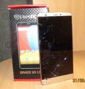 Смартфон Prestigio Grace S5 LTE