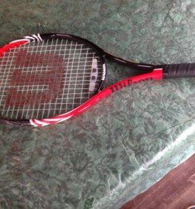 Теннисная ракетка Wilson Xle