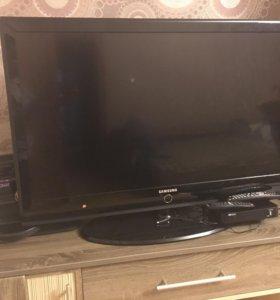 Телевизор Samsung + Триколор