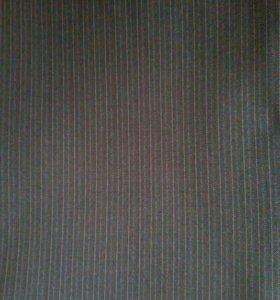 Костюм муж чёрный классика р-р54-56 рост174-188 см