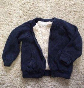 Zara кофта куртка