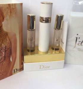 Набор 3х18 Christian Dior Jadore parfum 2017